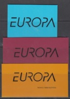 Europa Cept 2004 + 2005 + 2007 Bosnia/Herz. Mostar 3 Booklets ** Mnh (45102) - 2007