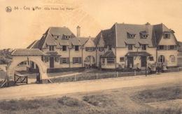 België West-Vlaanderen De Haan  Villa Ferme Coq  Hardy       M 850 - De Haan