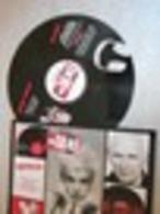 "CD Jean-Paul GAULTIER  ""MADAME""  - 19 X 18,5 Cm - ITALIE - Duftkarten"