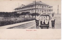 MOZAMBIQUE(BEIRA) HOTEL - Mozambique