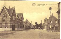 Belgie - Belgique -  Achterbroek - Steenweg Naar Esschen - Kalmthout
