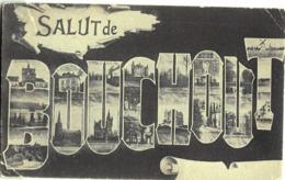 Belgie - Belgique -  Bouchaut - Salut De ... - Boechout