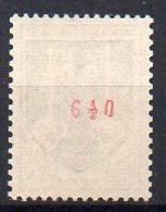 Mont De Marsan : N° 1469a Neuf ** - N° Rouge Au Verso - Léger Pli Vertical - Cote 100€ - Roulettes
