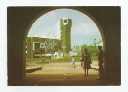 Afrique Nigeria University Of Ife View Of The Autitorium Ed Elisabeth Seriki Lagos - Nigeria