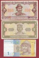 Ukraine 3 Billets Dans L 'état ----(9) - Ucraina