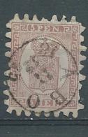 Finlande - Yvert N° 11 B (II) Oblitéré ( Paier Vergé Verticalement  -  Ad 40104 - 1856-1917 Administration Russe
