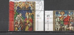 Allemagne R.F.A 2011  Oblitéré Michel 2895 - 2896 - [7] Federal Republic