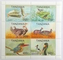 Tanzania 1994** GHIKLM 1738. Birds, MNH [8;110] - Pájaros