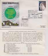 ANGLETERRE : GP SILVERSTONE 1973 1er Jackie STEWART , 2ème Ronnie PETERSON Et 3ème Clay REGAZZONI - Automobilismo