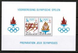 BELGIUM  Scott # B 970-2** VF MINT NH INCLUDING Souvenir Sheet (SS-464) - Belgium