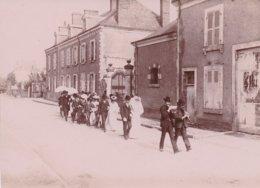 36 Indre Neuvy Saint Sepulcre Sepulchre PHOTO 1910 Mariage Musiciens - Otros Municipios