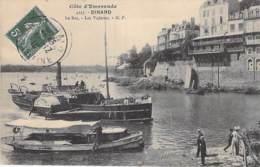 35 - DINARD :  Hotel Restaurant BELLEVUE - Le Bac - Les Vedettes - CPA - Ille Et Vilaine - Dinard