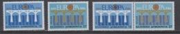 Europa Cept 1984 Greece 2x2v  ** Mnh (45111A) - Europa-CEPT