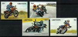 Granada Nº 1216/19 En Nuevo - Grenada (1974-...)