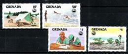 Granada Nº 1265/68 En Nuevo - Grenada (1974-...)