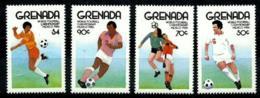 Granada Nº 1308/11 En Nuevo - Grenada (1974-...)