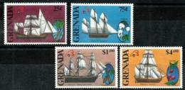 Granada Nº 1803/6 En Nuevo - Grenada (1974-...)