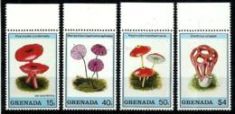 Granada Nº 1815/18 En Nuevo - Grenada (1974-...)