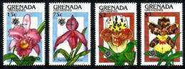 Granada Nº 1874/77 En Nuevo - Grenada (1974-...)