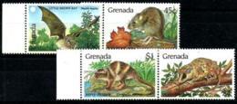 Granada Nº 1878/81 En Nuevo - Grenada (1974-...)