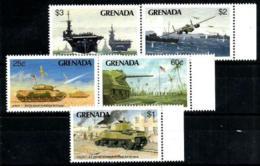 Granada Nº 1903/7 En Nuevo - Grenada (1974-...)