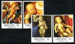 Granada Nº 2078/81 En Nuevo - Grenada (1974-...)