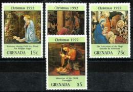 Granada Nº 2165/68 En Nuevo - Grenada (1974-...)