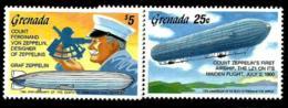 Granada Nº 2196/97 En Nuevo - Grenada (1974-...)