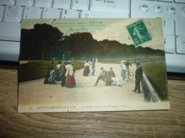 Carte Postale  Yvelines Saint Germain En Laye Rond Point De La Terrasse Animée - St. Germain En Laye