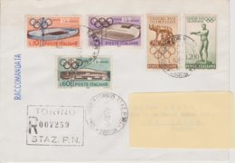 ITALIE : JEUX OLYMPIQUES DE ROME 1960 - Sommer 1960: Rom