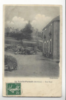 LA TRINITE PORHOET RUE BUAN /FREE SHIPPING REGISTERED - France