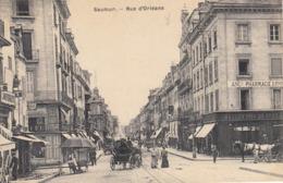 SAUMUR  RUE D'ORLEANS - Saumur