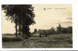 CPA-Carte Postale-Belgique-Genk- Paysage à Winterslag   VM8680 - Genk