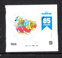 Italia  -  2019. Paperino In Automobile.Donald In A Car. Self Adhesive. MNH - Disney