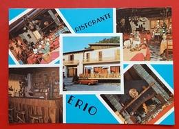 Cartolina Ristorante Erio - Vallecrosia - Riviera Dei Fiori - 1970 - Imperia