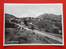 Cartolina Selvino - Visto Dalla Pineta - 1950 - Bergamo