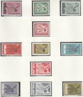 EUROPA CEPT 1965, Postfrisch **, Gemeinschaftsausgaben Komplett, 36 Marken, Zweig Mit Frucht - 1965