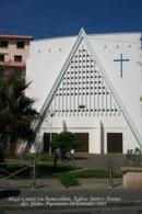 Canet-en-Roussillon (66)- Eglise Notre-Dame Des Flots (Tirage Limité) - Canet En Roussillon