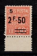 Colis Postaux - YV 64 N** Luxe BdF - Neufs