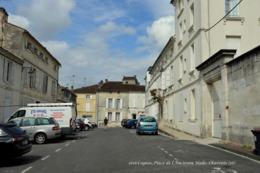 Cognac (16)- Place De L'Ancienne Halle (Tirage Limité) - Cognac
