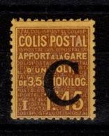 Colis Postaux - YV 108 N* - Colis Postaux
