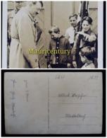 Photo , Adolf Hitler , Propaganda  , WW2 , Reich , Foto , Hitler  , 39-45 , Propagande , Privée , Allemagne , Allemand . - Lugares