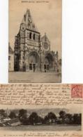 MOREUIL - L'Eglise Animée - Vue Générale - Moreuil