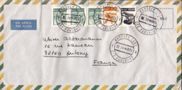 BRESIL 1984      Enveloppe De Haddock Lubo   Sao Paulo à 92 Antony  Le 20.03.1984 - Brazilië