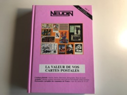L'Officiel International Des CARTES POSTALES - NEUDIN 1995 - Libri