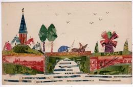 Langage Des Timbres : Découpis Timbres : Paysage - Fantasia