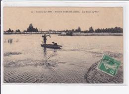 NOTRE DAME DE LIESSE : Environs De LAON - Les Marais (chasse) - Très Bon état - France