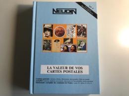 L'Officiel International Des CARTES POSTALES - NEUDIN 1996 - Libri