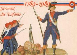 60054 CPM Révolution Française , Le Serment Des Enfants - Postcards