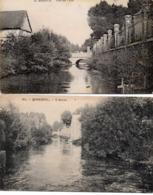 MOREUIL - Pont Sur L'Avre - L'Avre - Moreuil